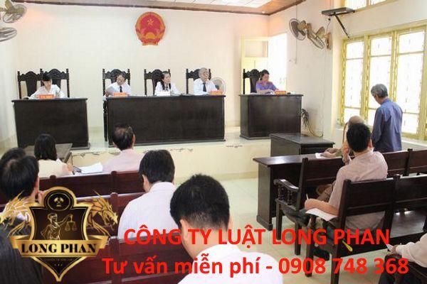 pháp luật về giai đoạn trước khi xét xử vụ án hành chính