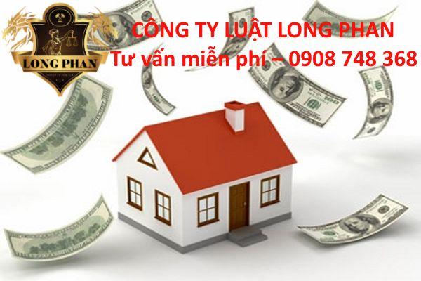 đặt cọc tiền để mua nhà