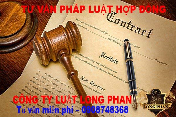 pháp luật hợp đồng