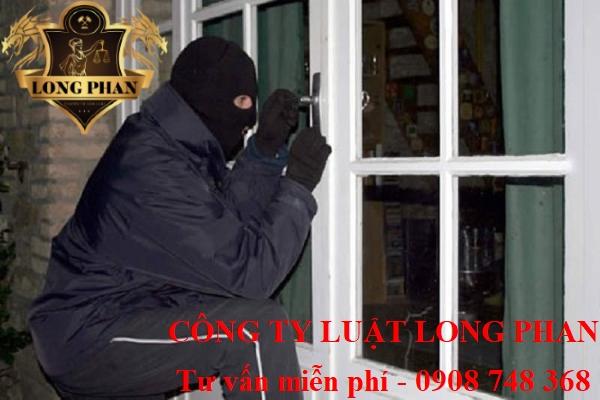 Pháp luật quy định như thế nào khi phát hiện có trộm?