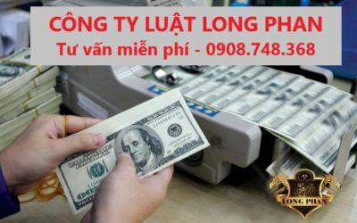 Bán 100 USD Bị Phạt 90 Triệu Đồng, Đúng Hay Sai