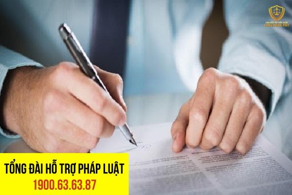 Phải đáp ứng điều kiện chủ thể khi ký kết hợp đồng thương mại
