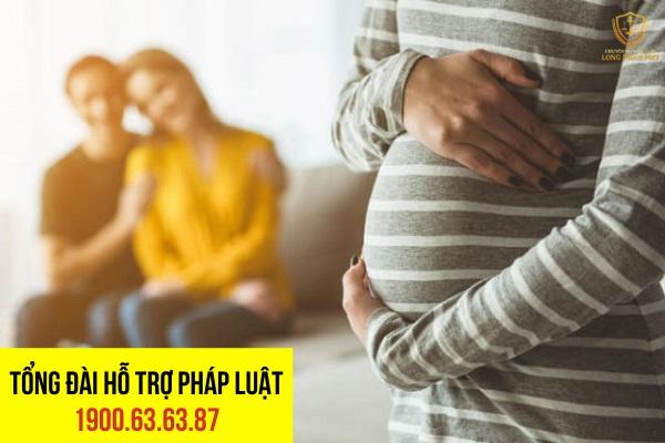 Những vấn đề pháp lý có thể xảy ra quanh việc mang thai hộ