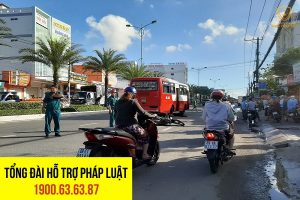 gây tai nạn giao thông rời khỏi hiện trường