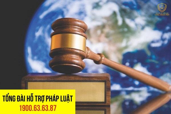 giải quyết tranh chấp bằng tòa án