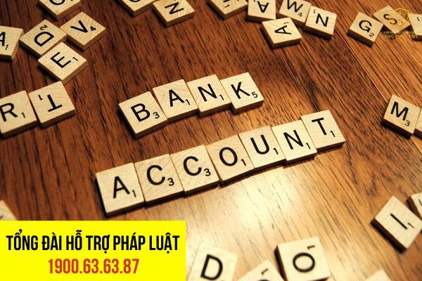 Công ty mở tài khoản ngân hàng sau thành lập để giao dịch và đóng thuế