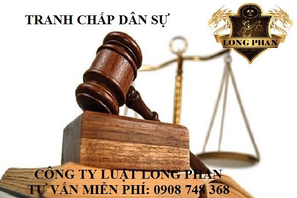 Tòa án có thẩm quyền giải quyết những loại tranh chấp dân sự nào?