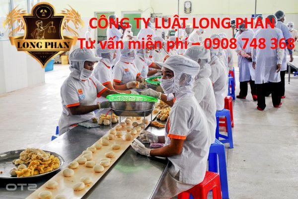 Thủ tục thành lập công ty sản xuất thực phẩm