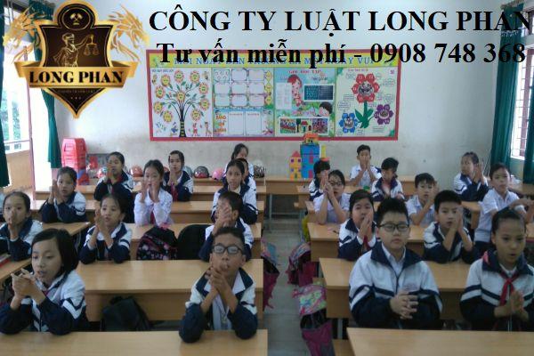 Công ty Luật Long Phan chuyên tư vấn thành lập công ty giáo dục trên cả nước