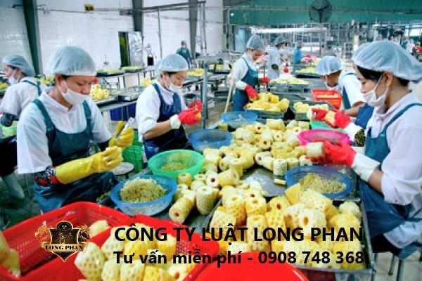 Công ty sản xuất phải đăng ký an toàn vệ sinh thực phẩm