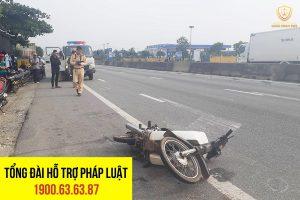 xử lý khi gây tai nạn rời khỏi hiện trường