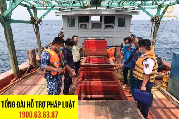 Pháp luật quy định về nhiệm vụ quyền hạn của cảnh sát biển