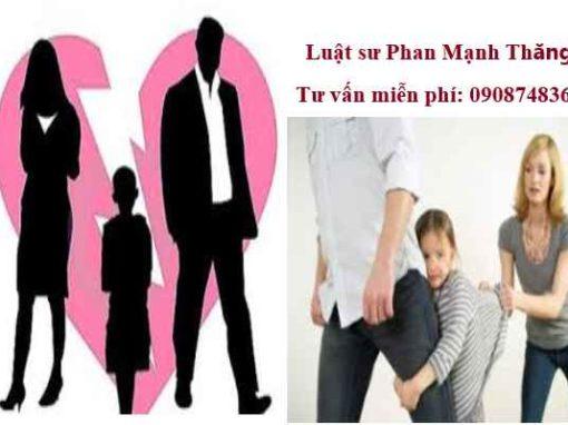 Thủ tục giành lại quyền nuôi con sau ly hôn