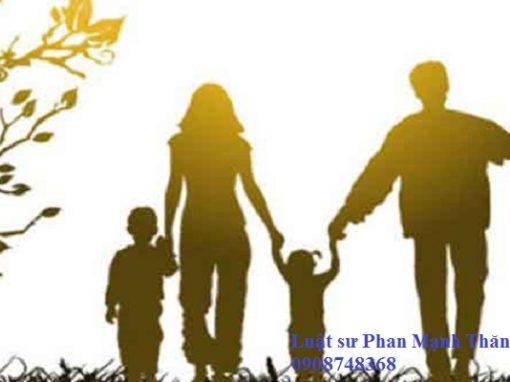 Mối quan hệ của anh em cũng cha khác mẹ trong thừa kế
