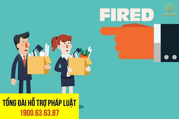 Trình tự xử lý kỷ luật sa thải khi người lao động tự ý nghỉ việc 5 ngày trong tháng