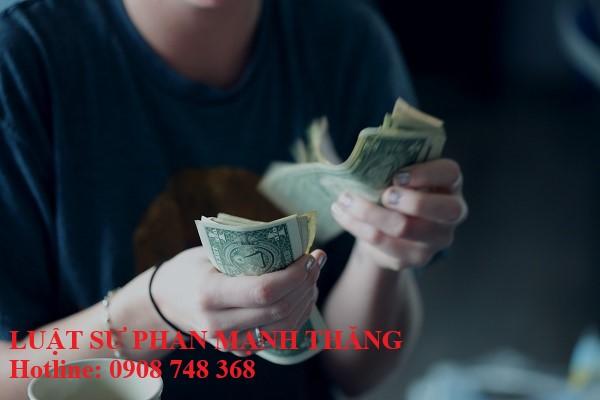 Quy định về căn cứ tính tiền bồi thường