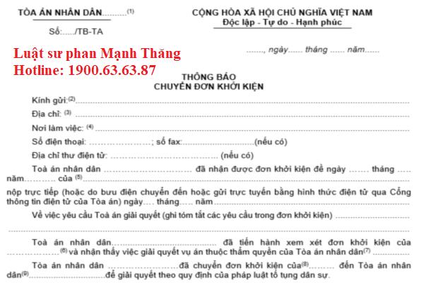 bo sung don khoi kien