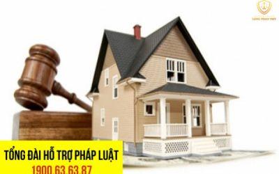 Thời hiệu khởi kiện vụ án tranh chấp liên quan đến các giao dịch nhà đất