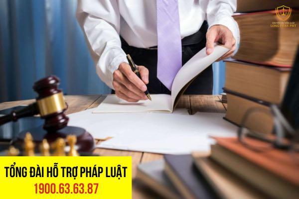 Thủ tục thuê luật sư