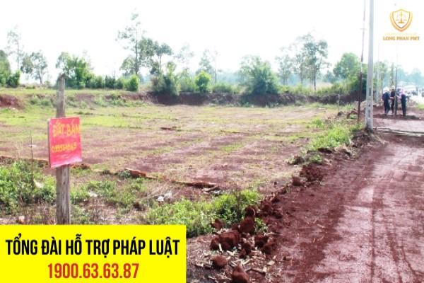 Các căn cứ cần có để giải quyết vụ án tranh chấp đất đai