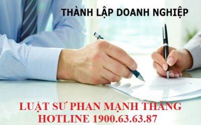 Cách một cá nhân nước ngoài đầu tư thành lập doanh nghiệp ở Việt Nam đơn giản nhất