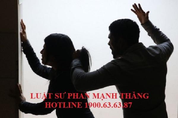 giải quyết ly hôn khi bị bạo lực gia đình