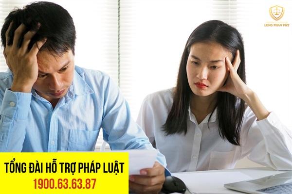 Vợ vay tiền không cho chồng biết chồng có liên đới trả nợ không?