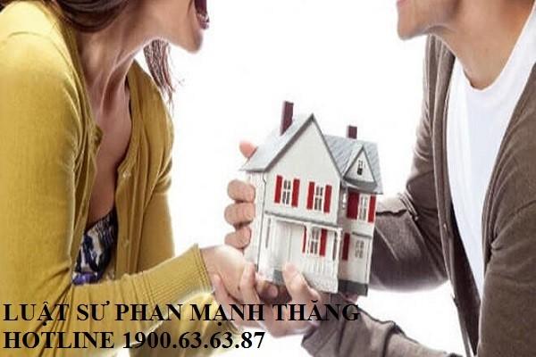 mua đất trả góp trước khi kết hôn