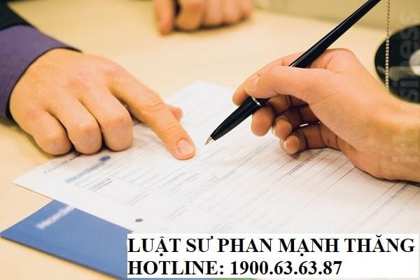 thực hiện thủ tục đăng ký giấy chứng nhận đầu tư