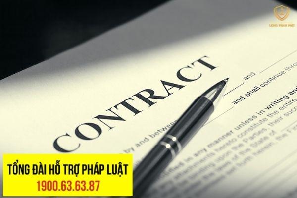 Hướng dẫn soạn thảo hợp đồng song vụ