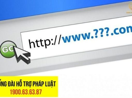 tranh chấp liên quan đến tên miền website