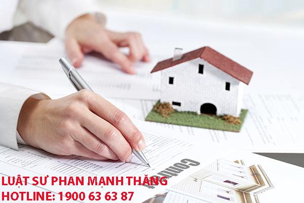 Công chứng hợp đồng mua bán nhà ở