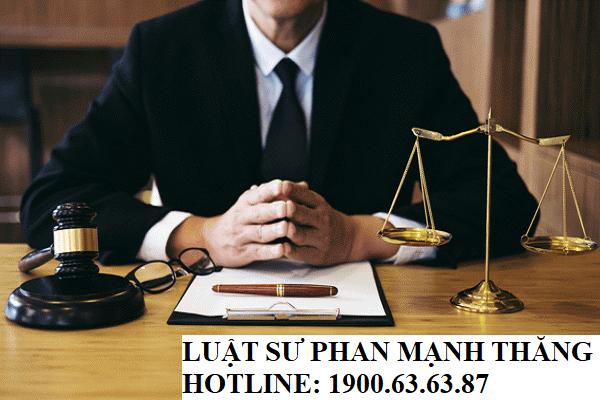 Luật sư tư vấn luật hành chính