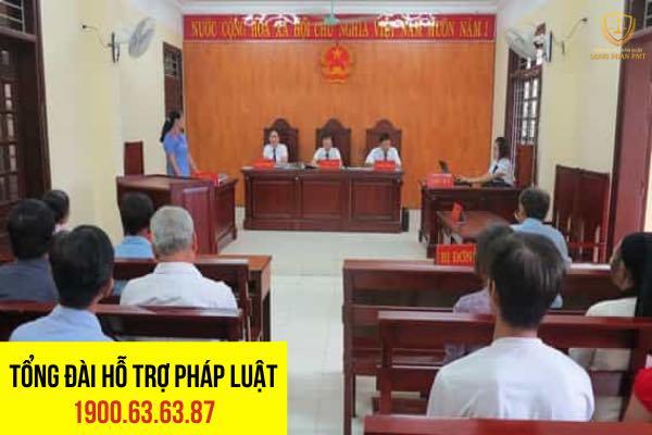 Giải quyết vụ án dân sự