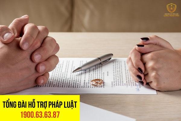 Hồ sơ yêu cầu ly hôn