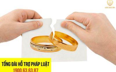Thủ tục ly hôn khi không có giấy đăng ký kết hôn