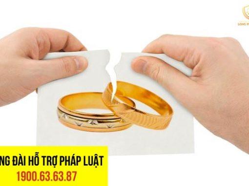 Ly hôn khi không có giấy đăng ký kết hôn