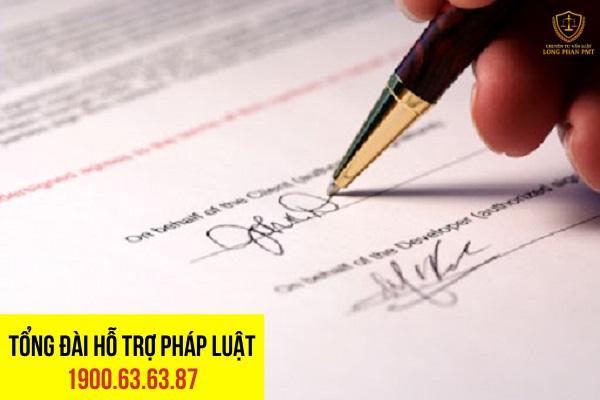 Nội dung cần lưu ý trong các mẫu hợp đồng mua bán hàng hóa