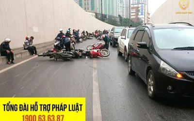 Dịch vụ luật sư giải quyết vụ việc tai nạn giao thông