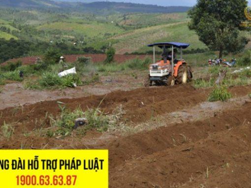 Tính công sức chi phí bảo quản trong tranh chấp đất đai