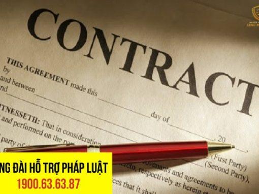 Hoàn cảnh cơ bản của hợp đồng thay đổi thì xử lý thế nào