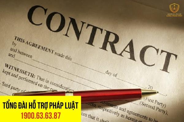 Hoàn cảnh cơ bản của hợp đồng thay đổi thì xử lý thế nào?