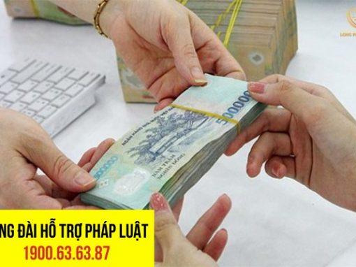 Hợp đồng vay vốn giữa các doanh nghiệp