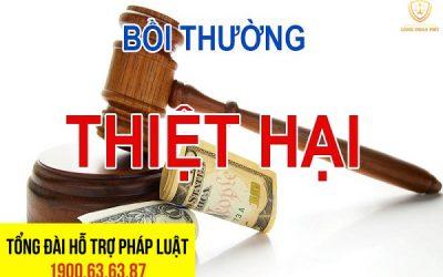 Mức phạt vi phạm và bồi thường thiệt hại trong giải quyết tranh chấp thương mại