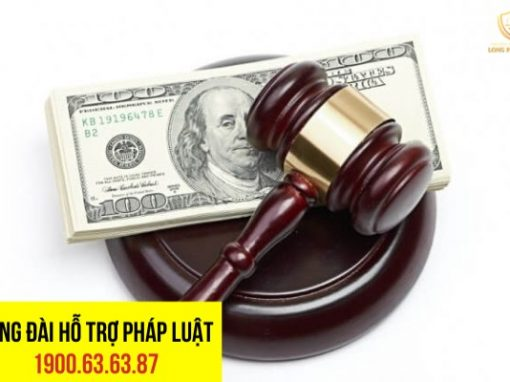 chi phí tố tụng trong vụ án dân sự