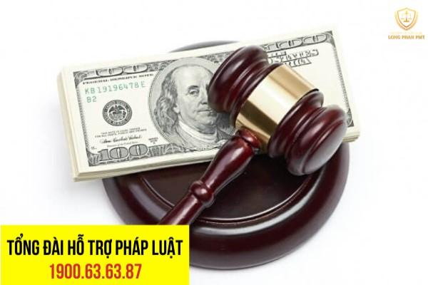 Các chi phí tố tụng trong vụ án dân sự?