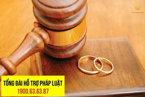 Tòa án nhân dân cấp huyện là cơ quan có thẩm quyền giải quyết ly hôn