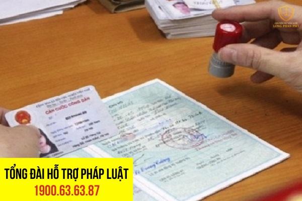 Đăng ký thường trú có đóng phí