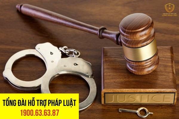 Luật sư tư vấn hình sự miễn phí