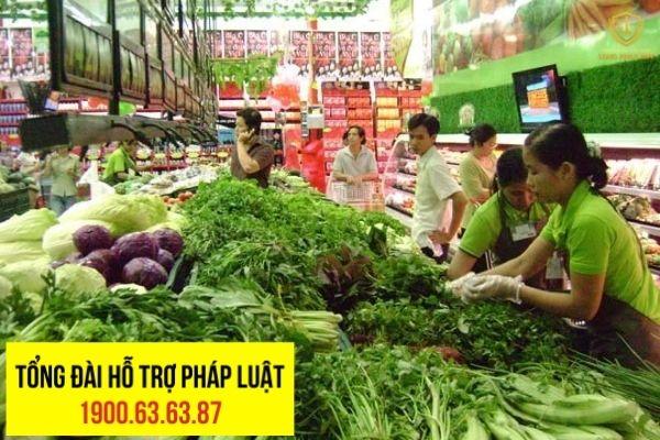 Lưu ý khi đăng ký kinh doanh bán buôn thực phẩm tại TPHCM